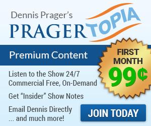 Dennis Prager Radio Show